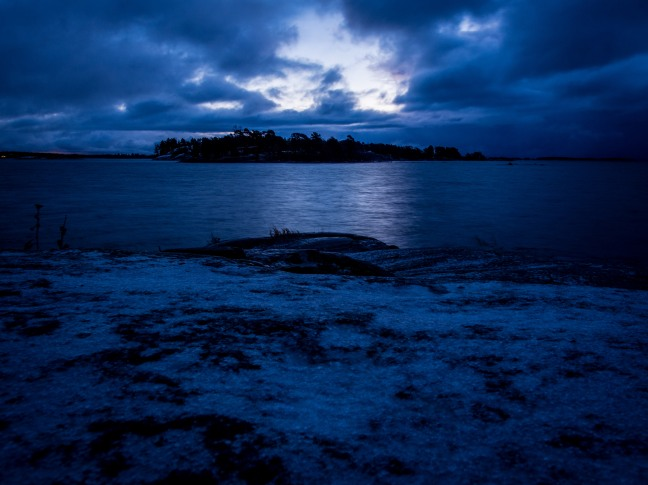 Sunrise in Vuosaari