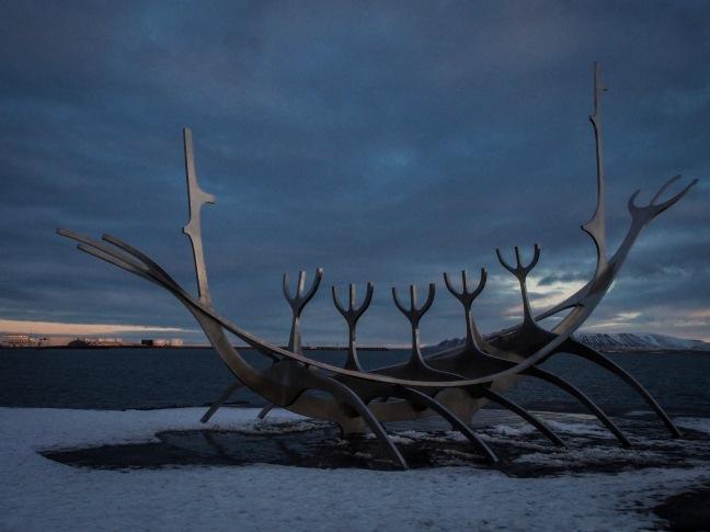 Solfar in Reykjavik