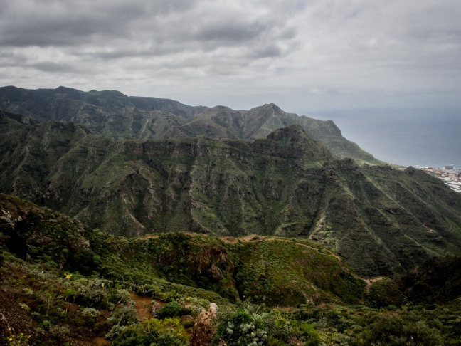 Hiking in Anaga, Tenerife