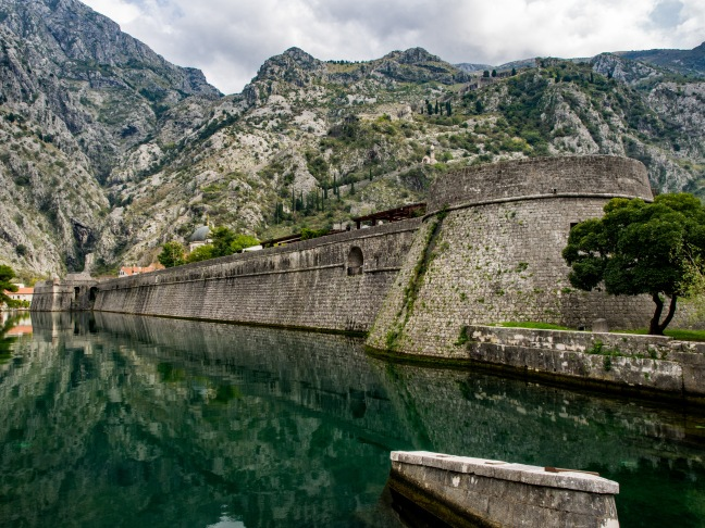 The City Walls of Kotor, Montenegro