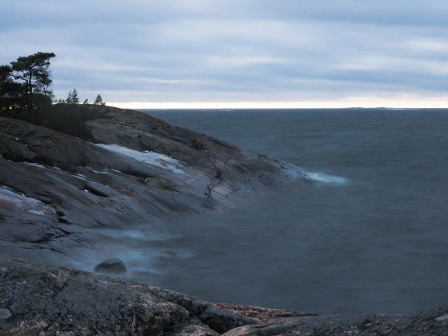Porkkala and the open sea